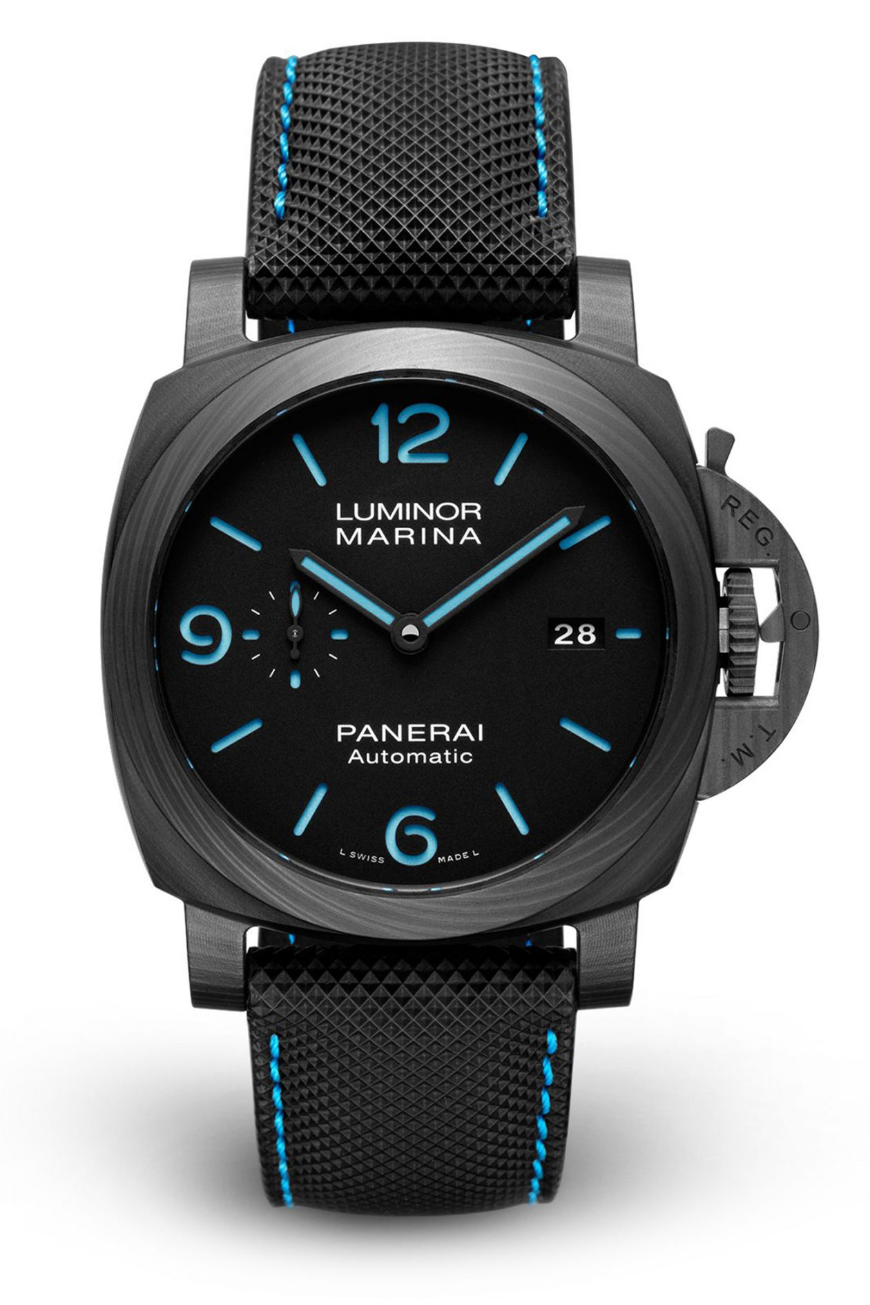 Panerai Luminor Marina Carbotech PAM01661