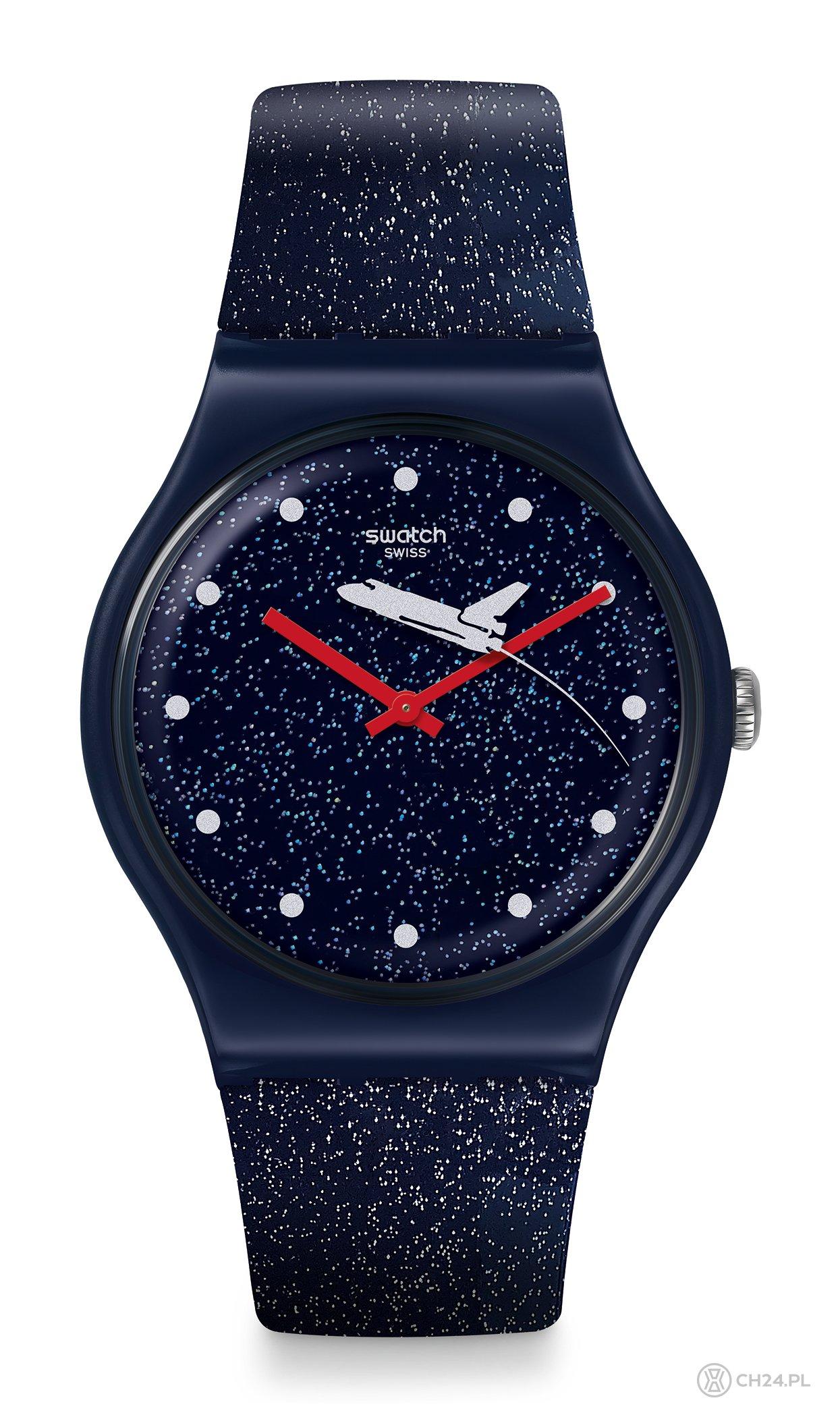 "Swatch X 007 ""Moonraker"""