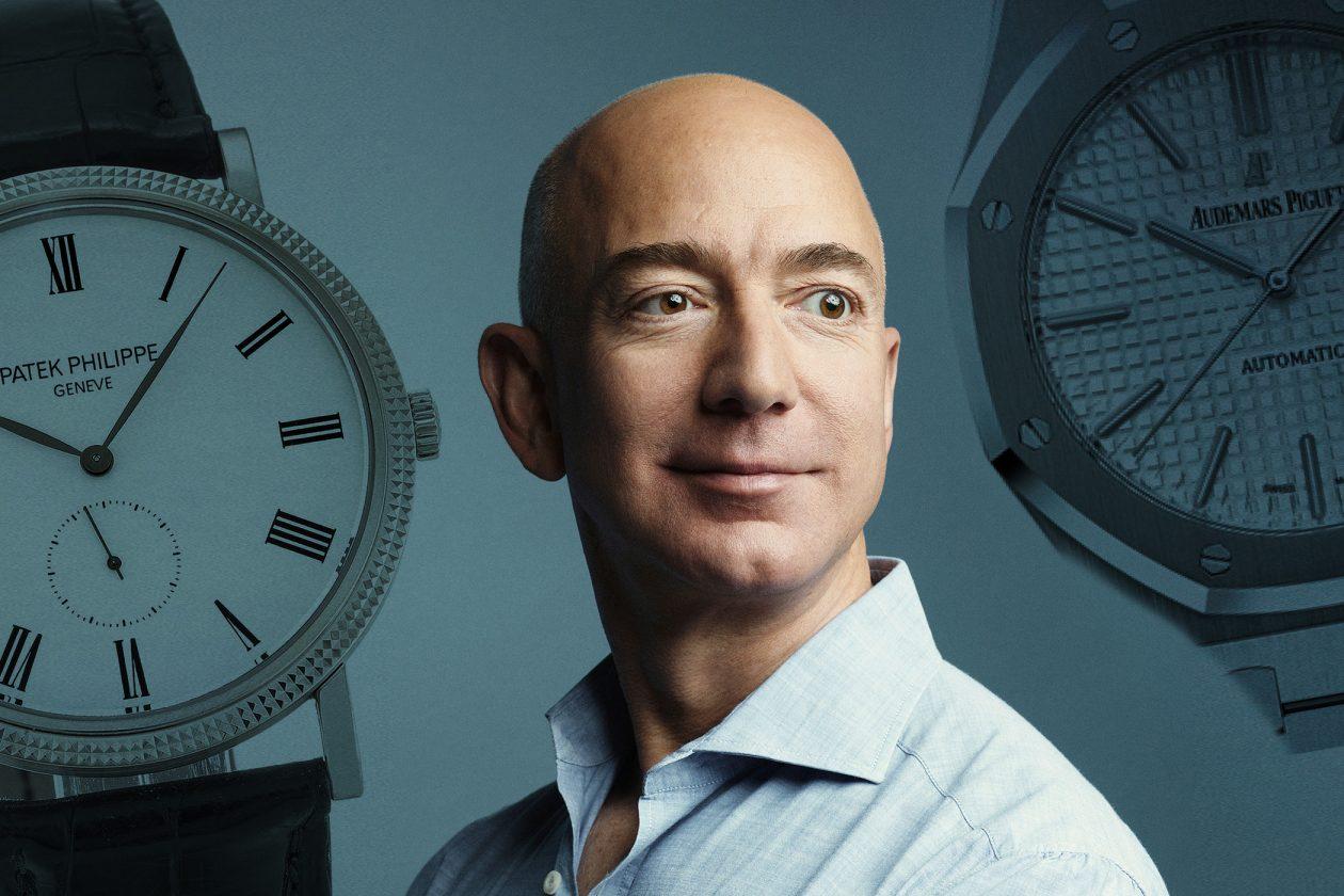 Zegarki światowych CEO