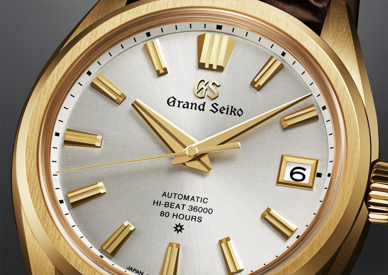 Grand Seiko 60th Anniversary Limited Edition