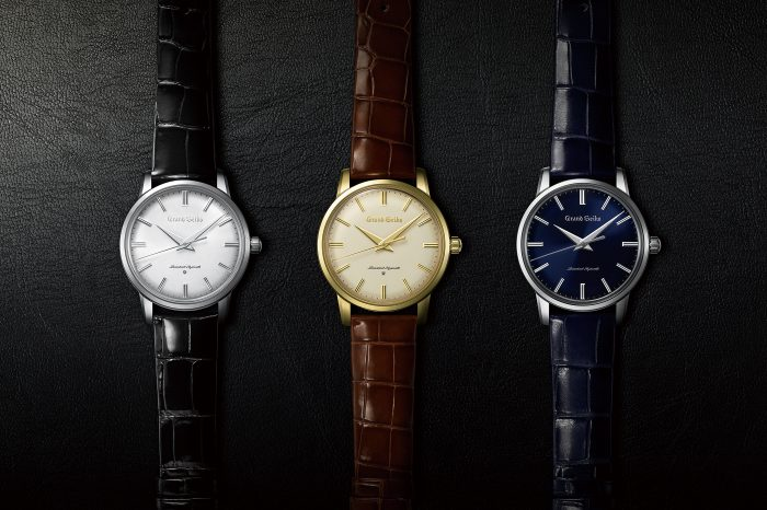 Grand Seiko 60th Anniversary 1960 Re-creation