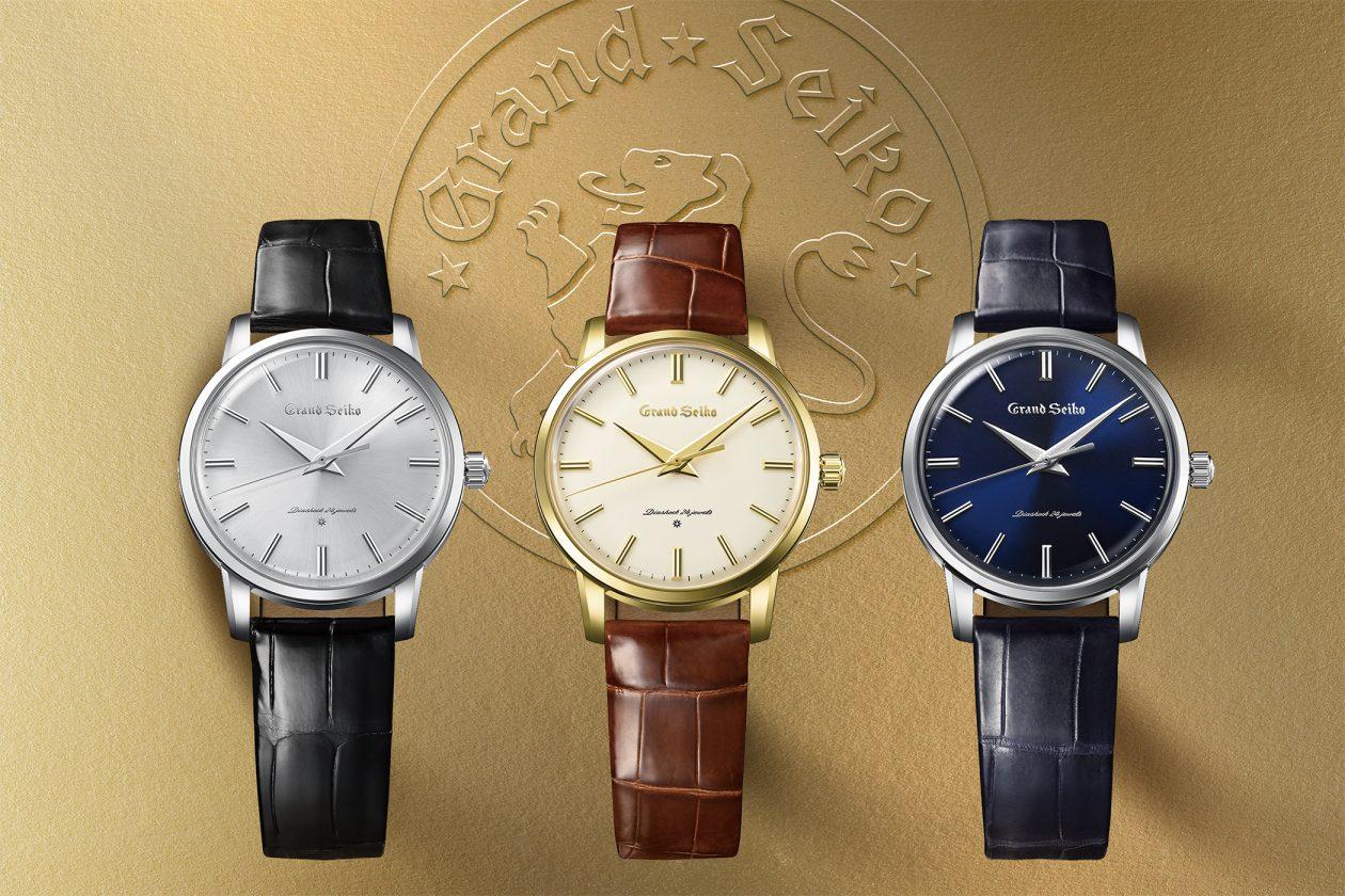 Grand Seiko 60th Anniversary 1960 Re-creation
