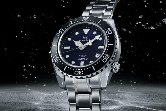 Grand Seiko 60th Anniversary LE Professional Diver's 600M