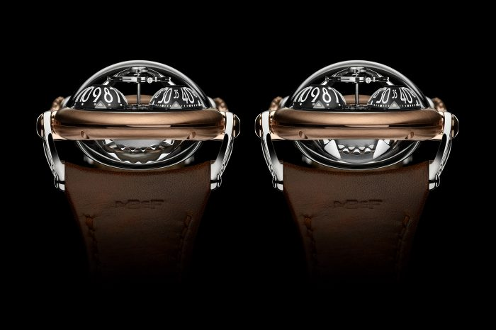 "MB&F Horological Machine No.10 ""Bulldog"""