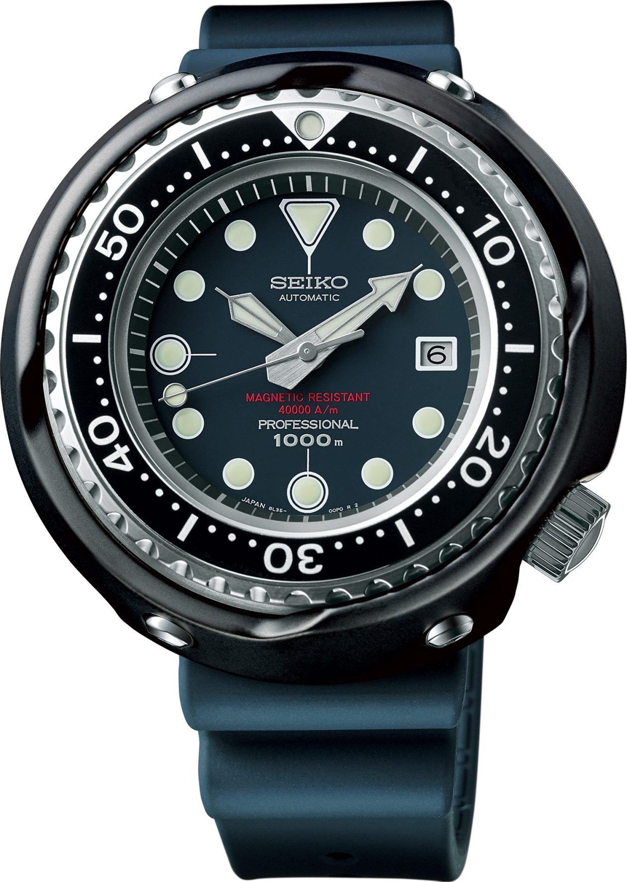 Seiko 1975 Professional Diver's 600m Re-creation (SLA041)
