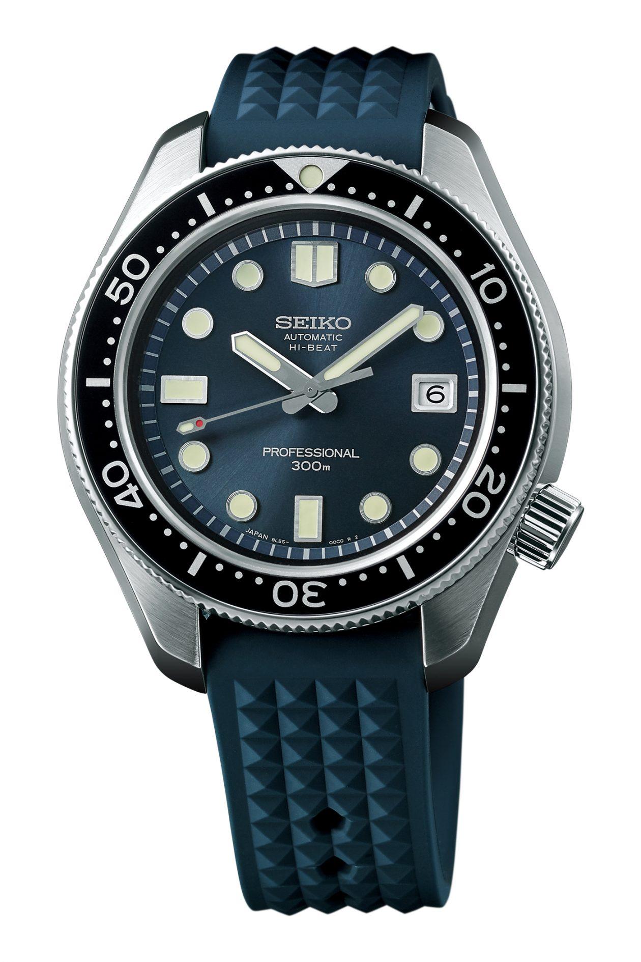 Seiko 1968 Professional Diver's 300m Re-creation (SLA039)