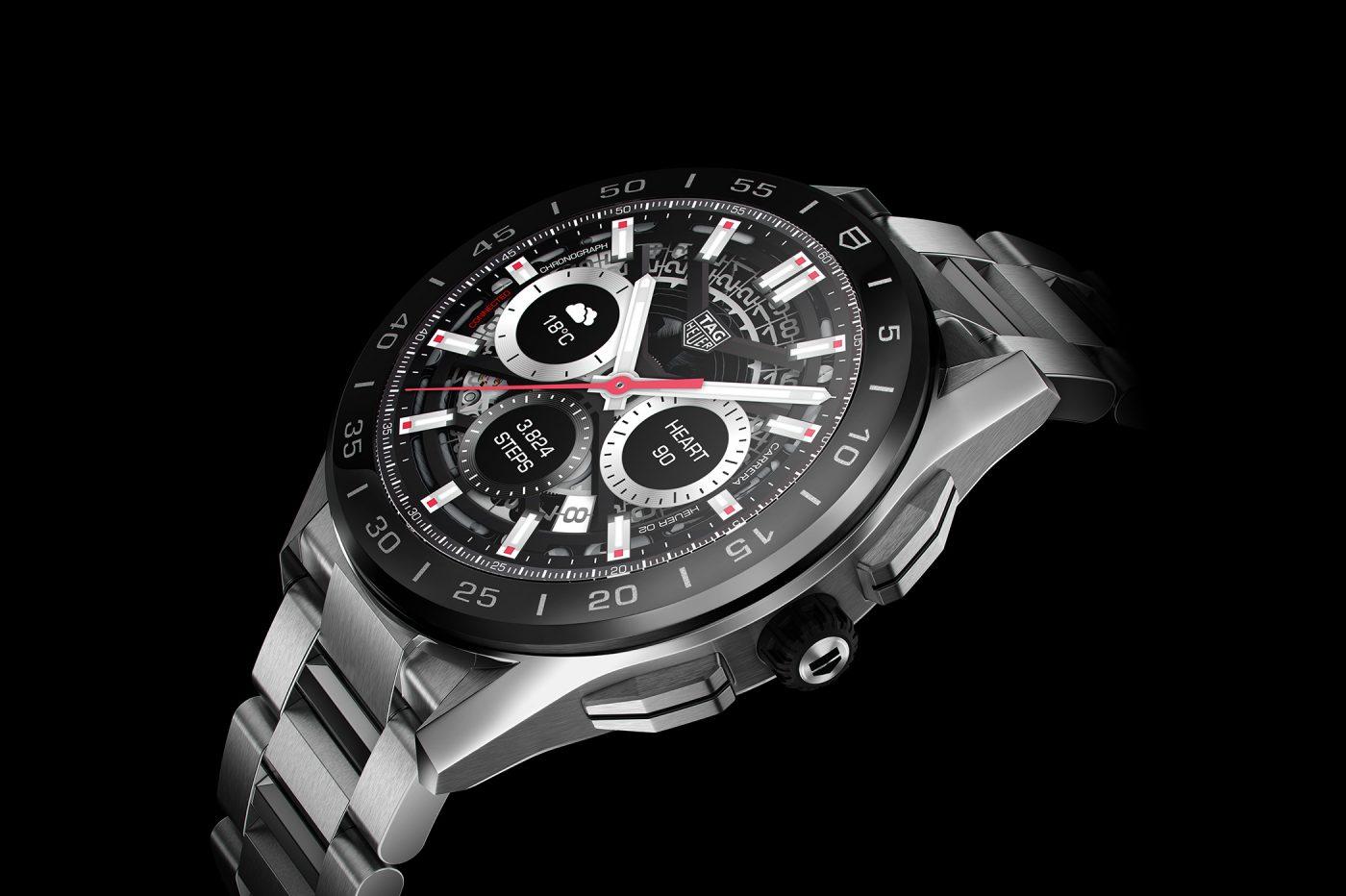 TAG Heuer Connected – trzecia generacja szwajcarskiego smartwatcha [cena]