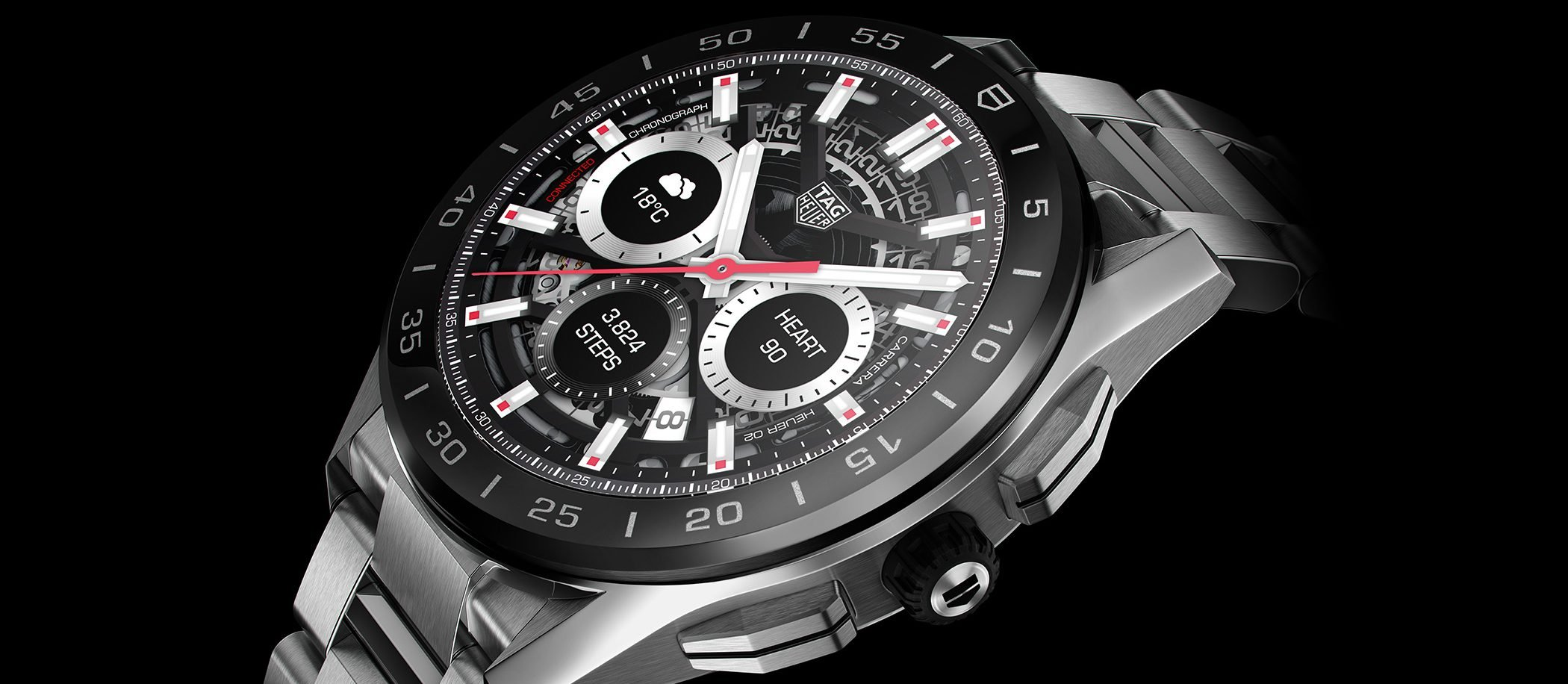 TAG Heuer Connected 3 generacji