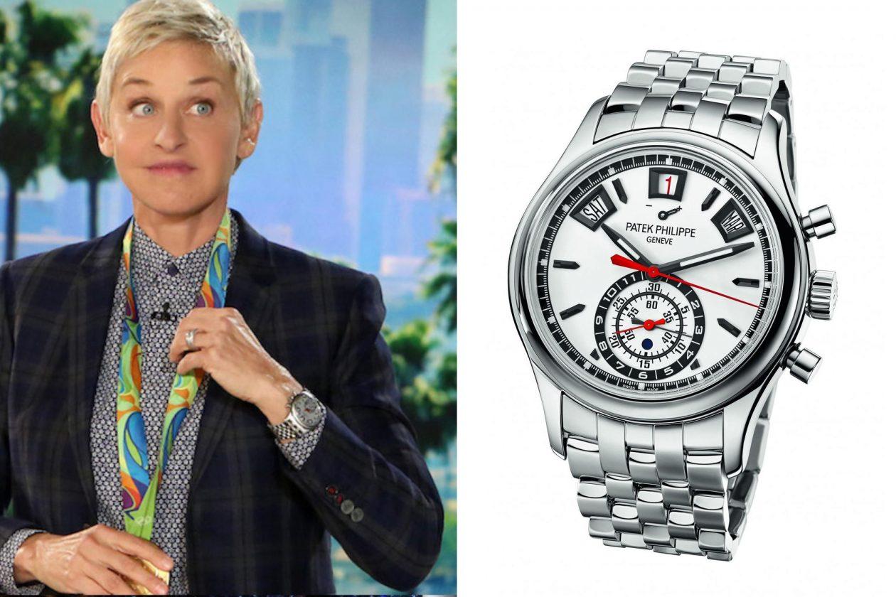 Ellen DeGeneres i PP / foto: deployant, Forbes