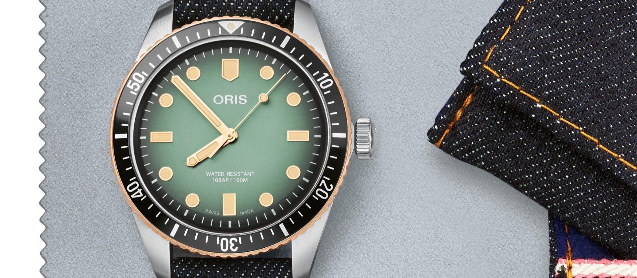 Oris Divers Sixty-Five Momotaro