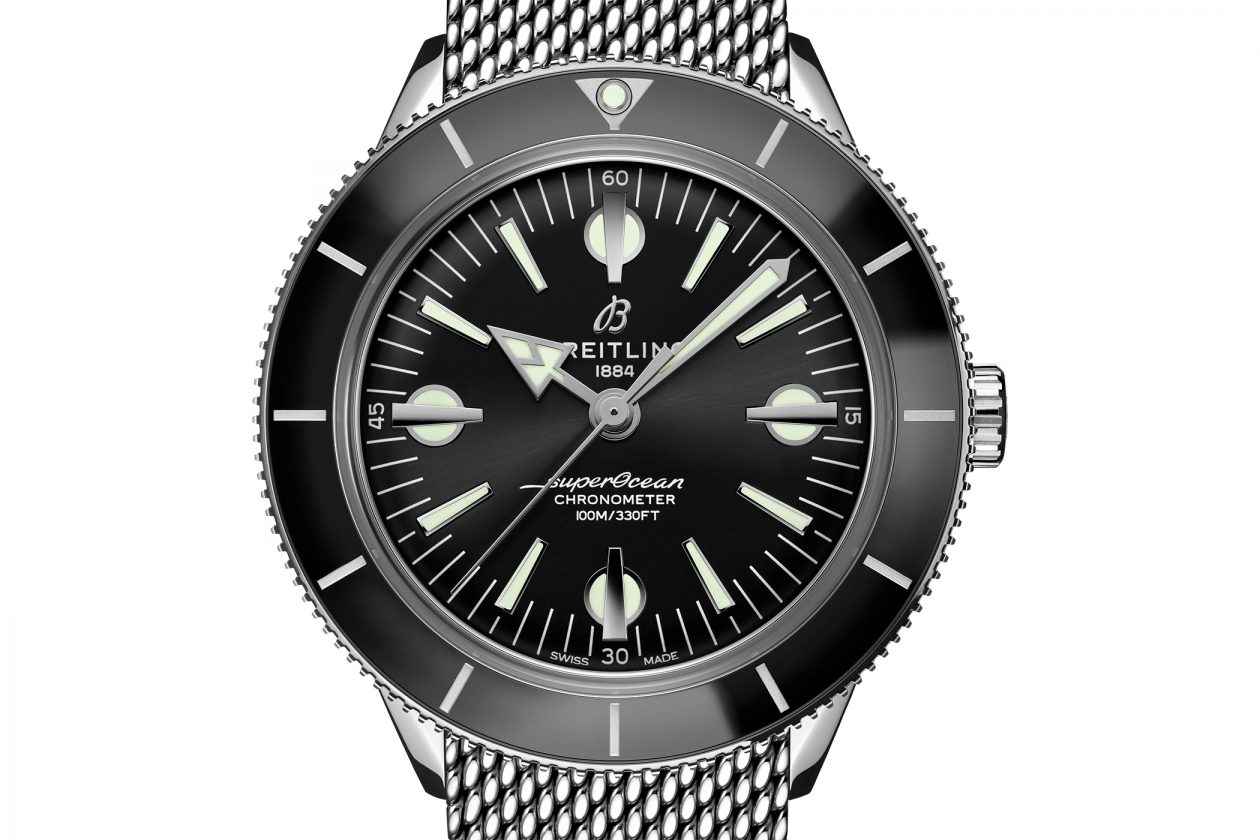 Breitling Superocean Heritage 57 Capsule Collection