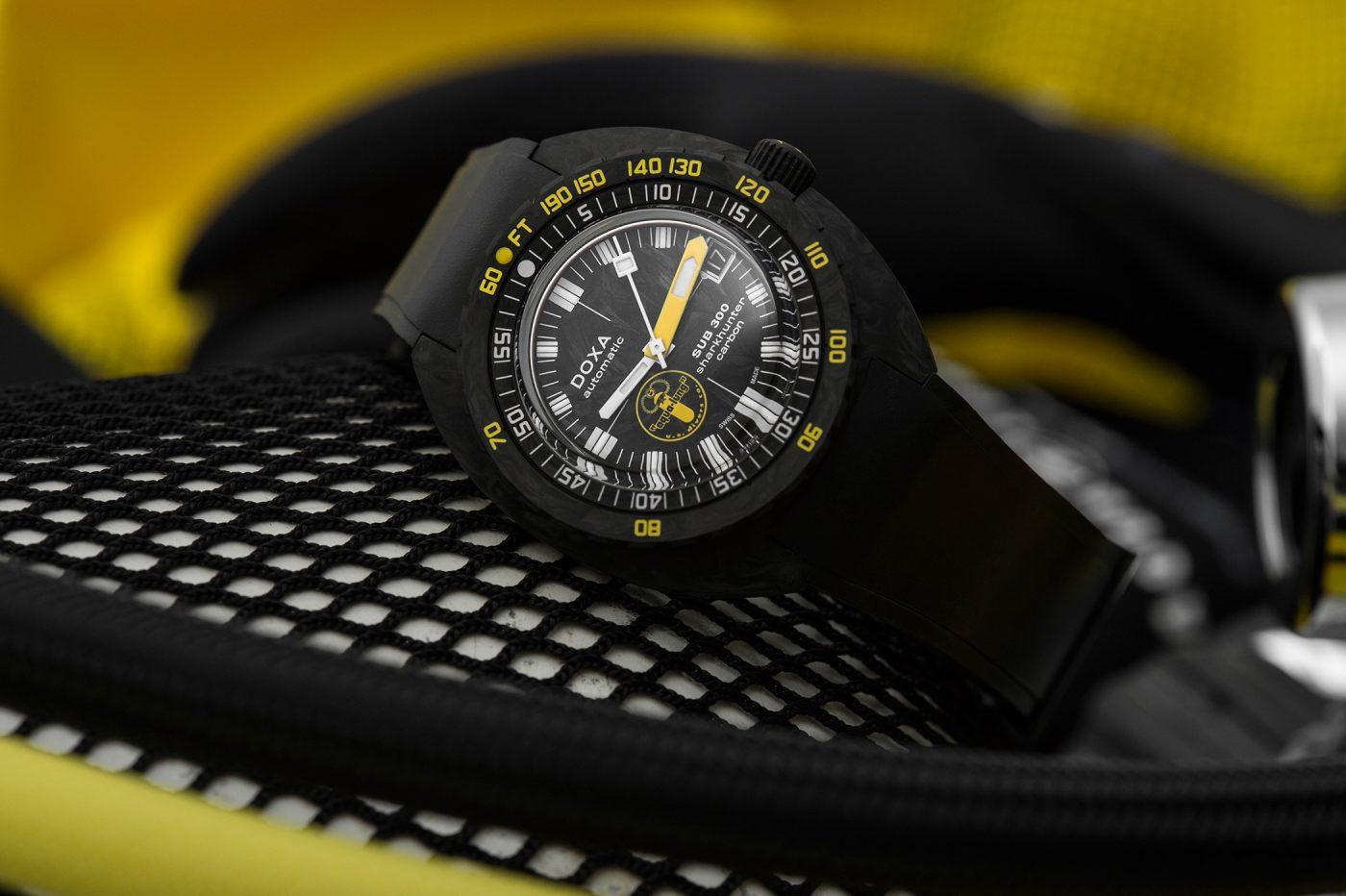 Doxa SUB 300 Carbon Aqua Lung US Divers [dostępność, cena]