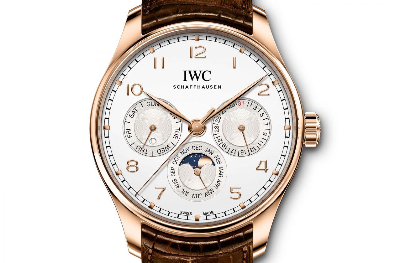 IWC Portugieser Perpetual 42