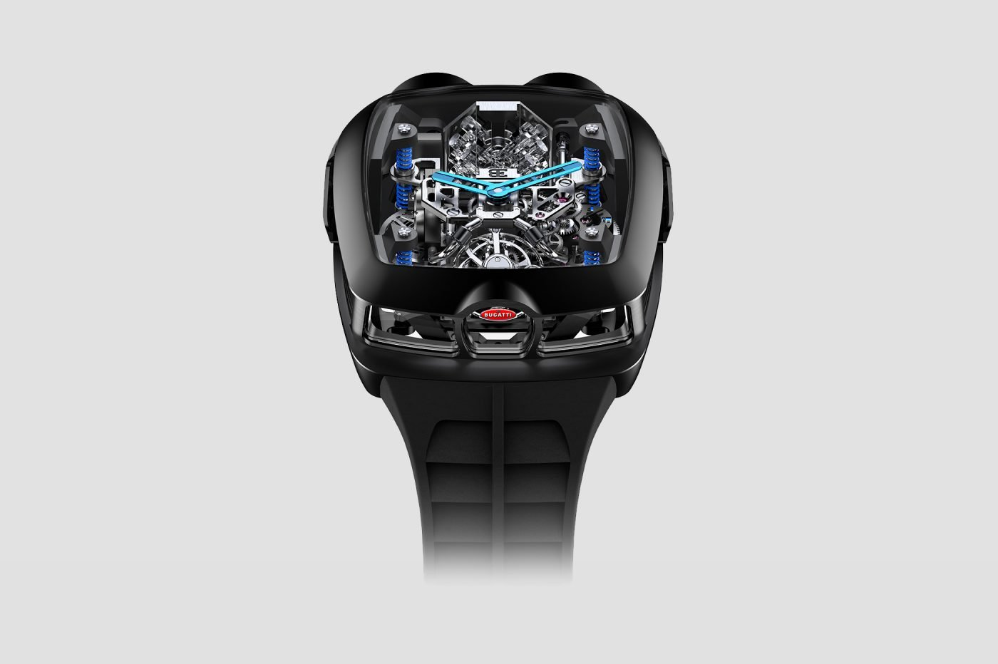 Jacob & Co. Bugatti Chiron Tourbillon [video, cena]