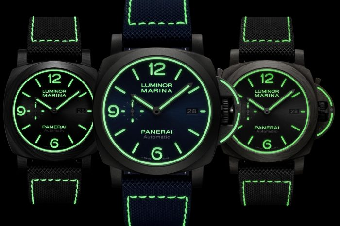 Panerai Luminor PAM1118 PAM1117 i PAM1119