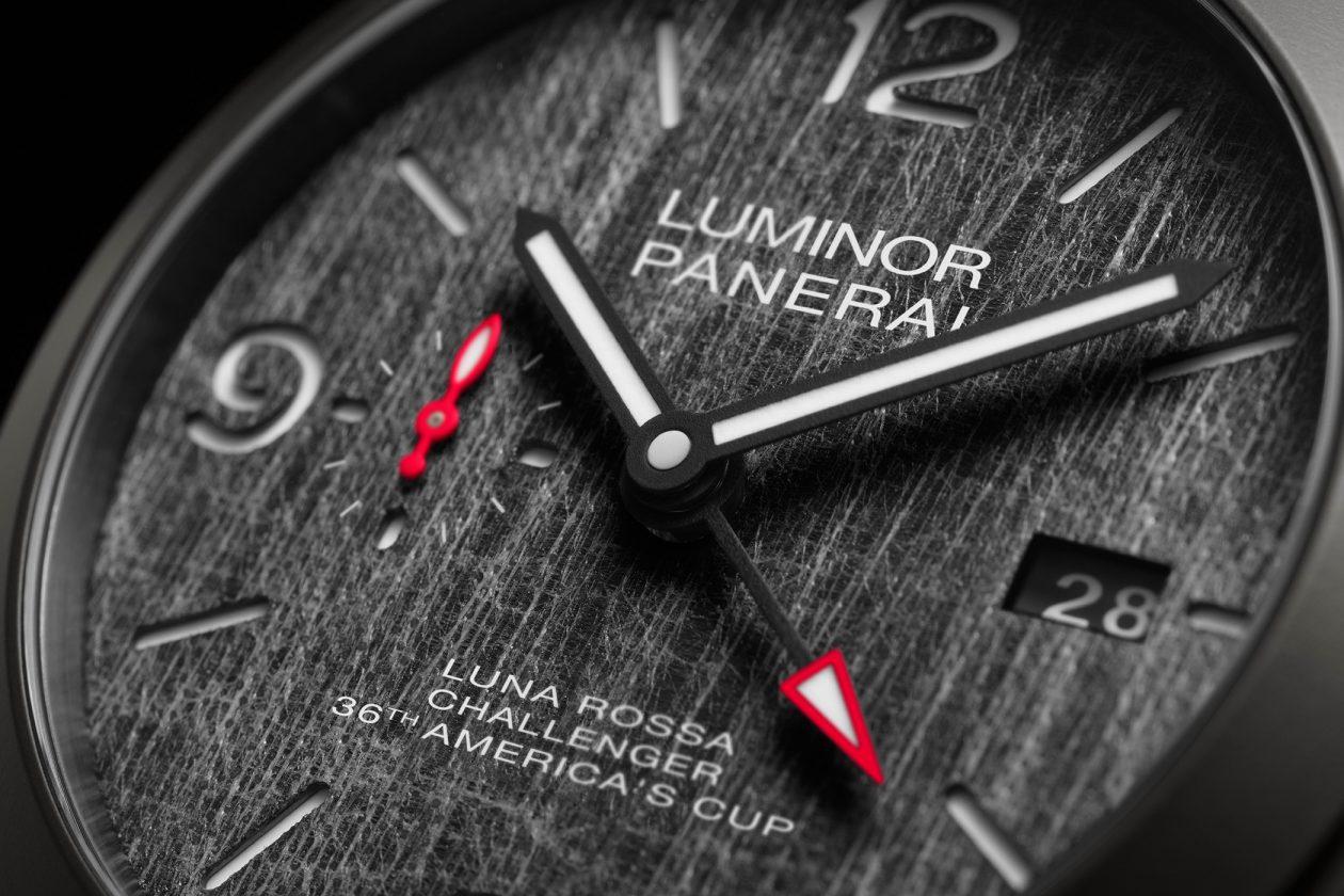 Panerai Luminor Luna Rossa GMT