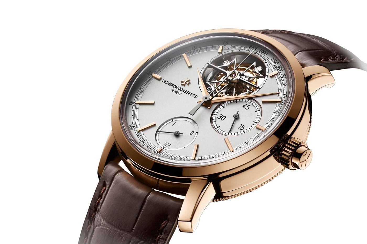 Vacheron Constantin Traditionnelle Tourbillon Chronograph – W&W 2020 [dostępność, cena]