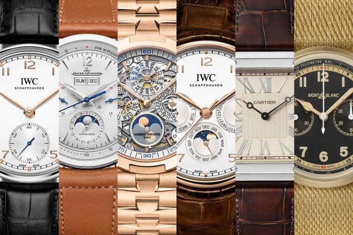 TOP 6 – Watches & Wonders 2020