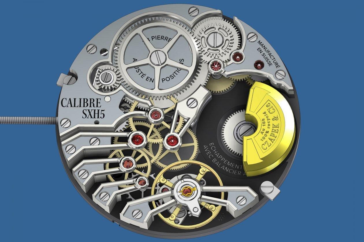 kaliber SXH5