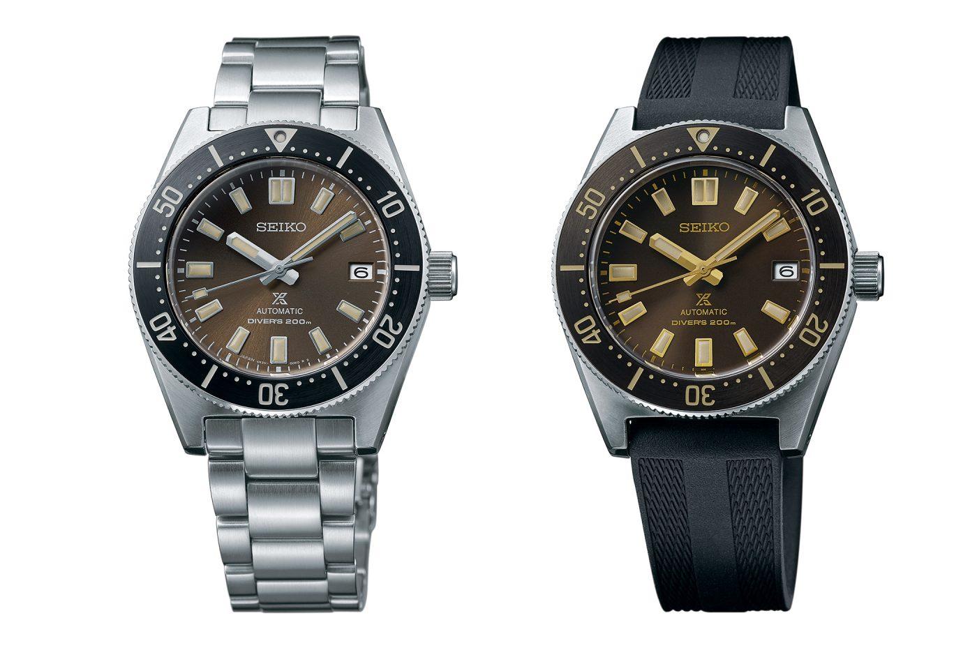 Seiko Prospex Diver's SPB143 i SPB145