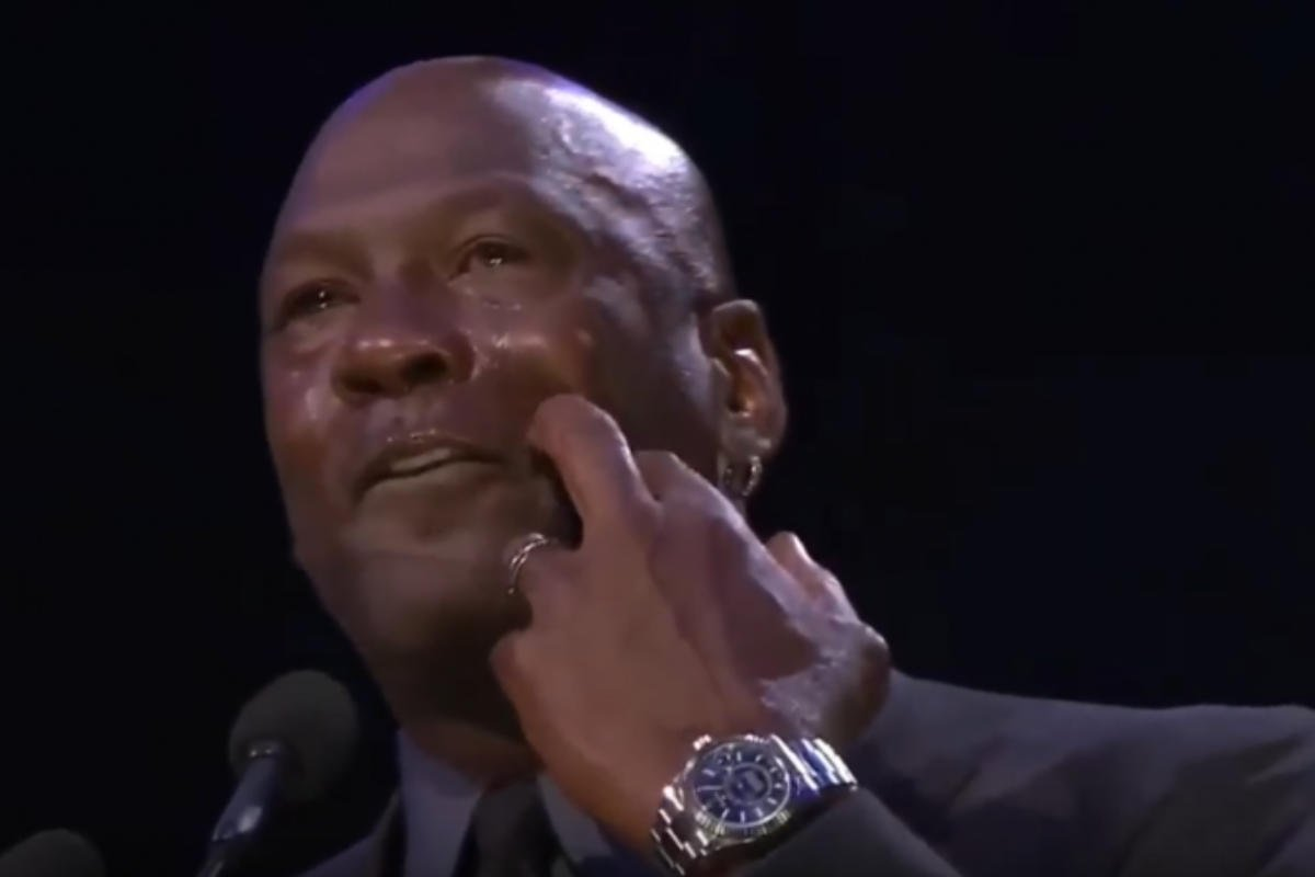 Michael Jordan & Rolex Skydweller / foto: watchviews.com