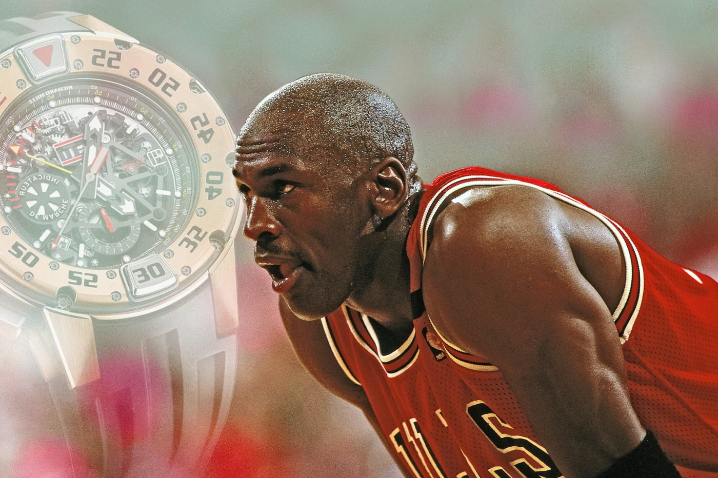 Timebloid Zegarki gwiazd NBA – Michael Jordan