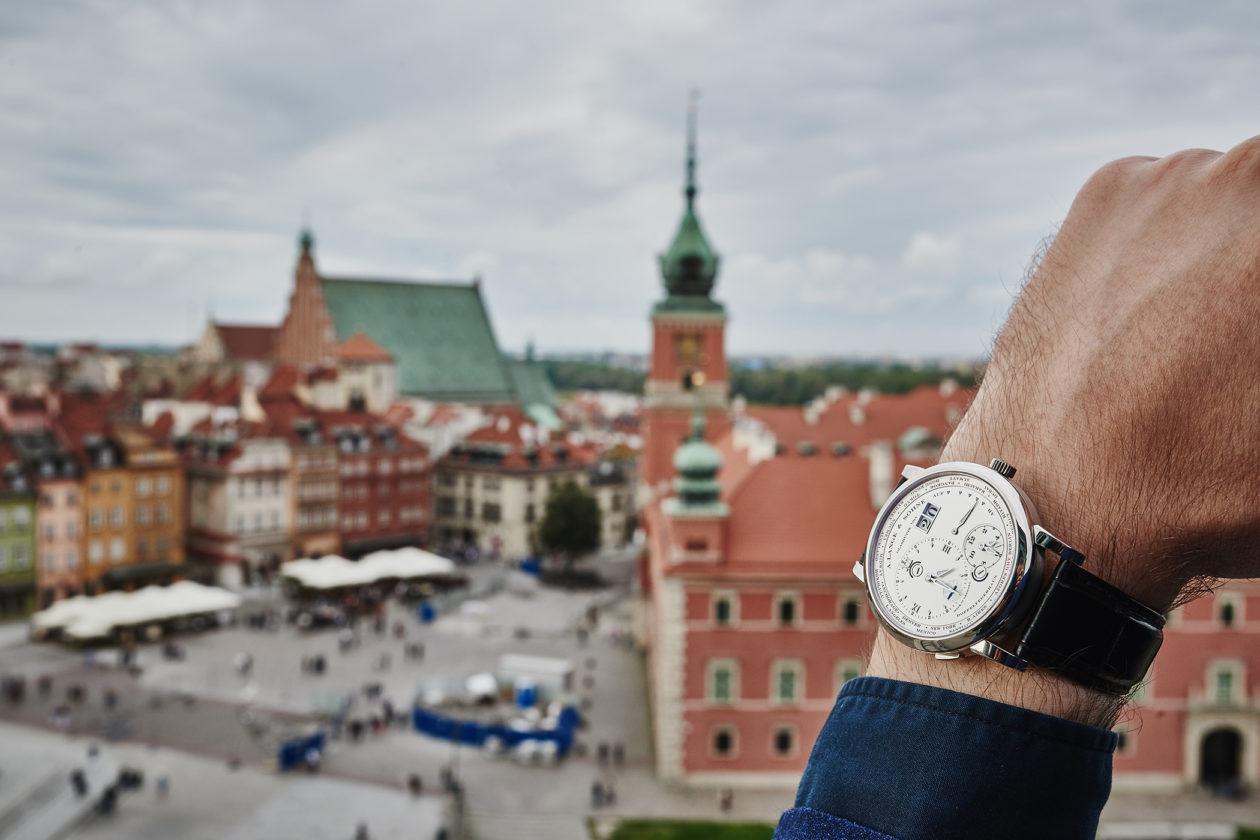 A. Lange & Söhne Lange 1 Time Zone w Warszawie