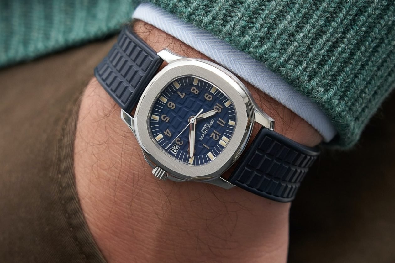 Patek Philippe Aquanaut Ref. 5066 Japan Edition