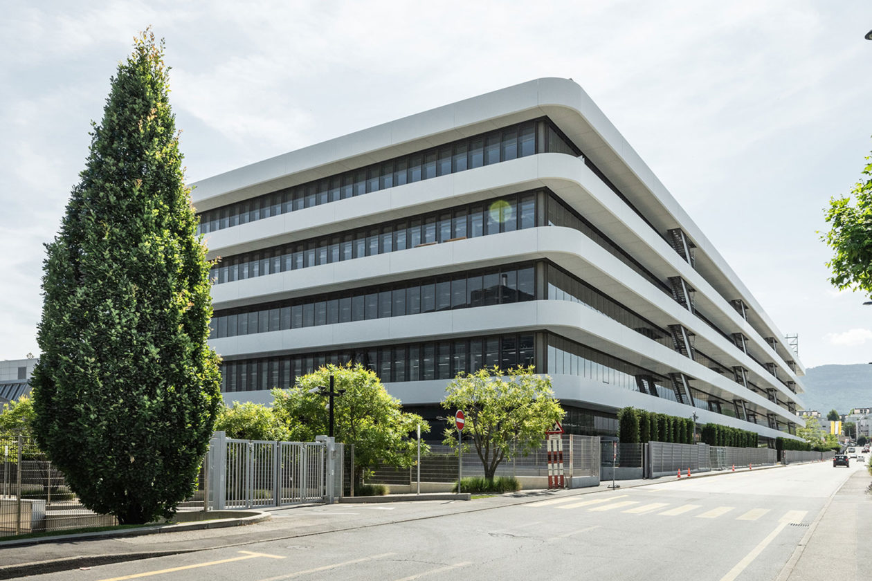 Nowy budynek manufaktury Patek Philippe