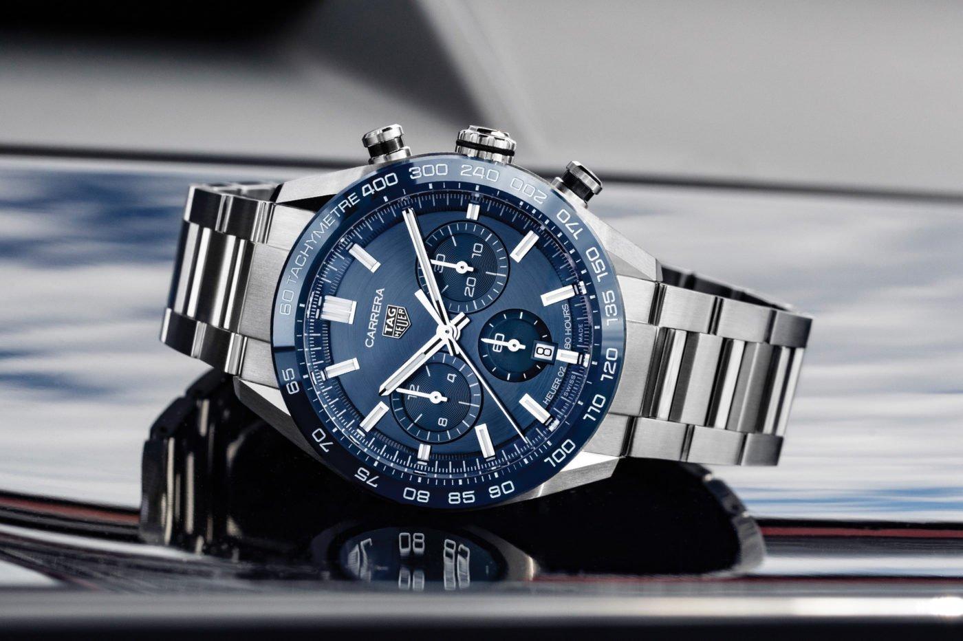 TAG Heuer Carrera Sport Chronograph 44m