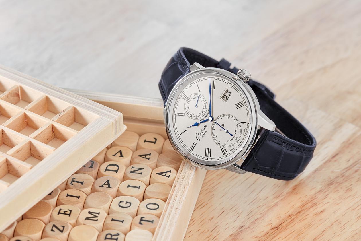 Glashütte Original Senator Chronometer Limited Edition
