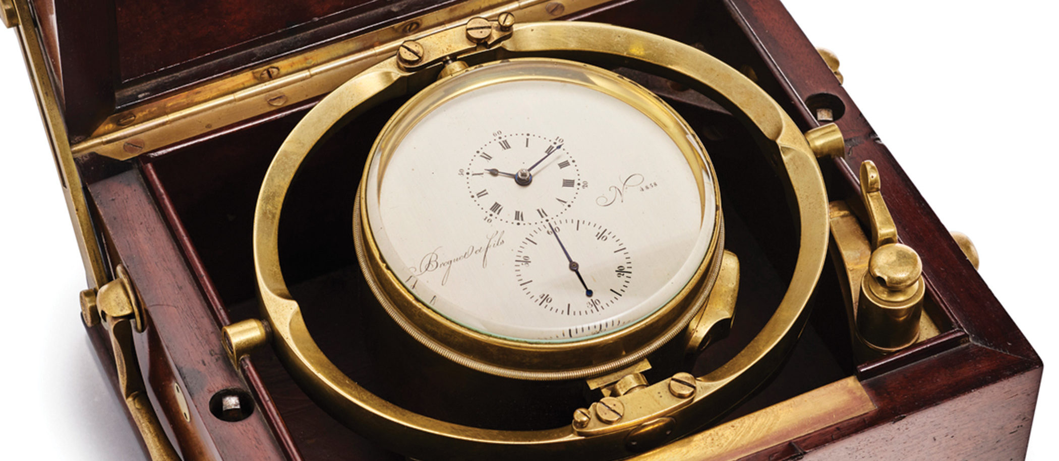 Historia Chronometrów / foto: Antiquorum