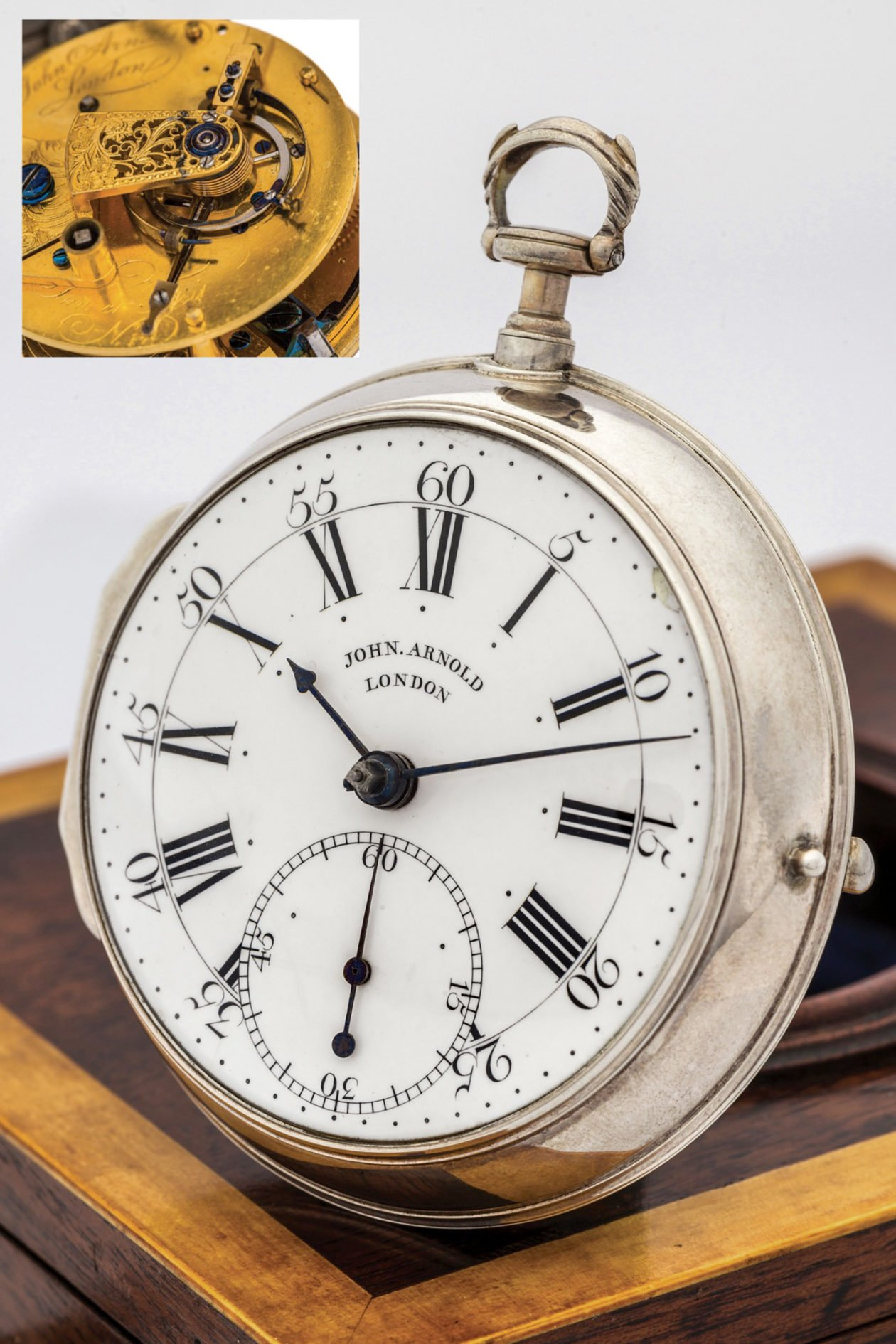 John Arnold, No. 17 / foto: Antiquorum