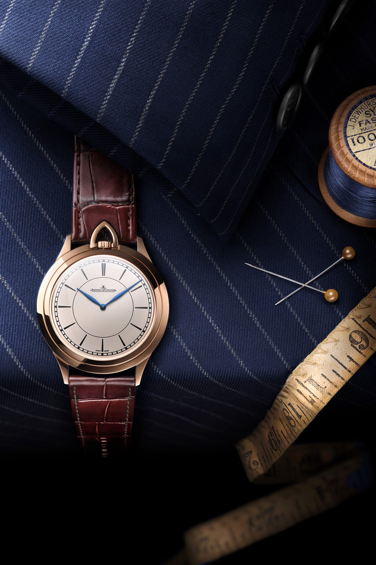 Jaeger-LeCoultre Master Ultra Thin KINGSMAN Knife watch