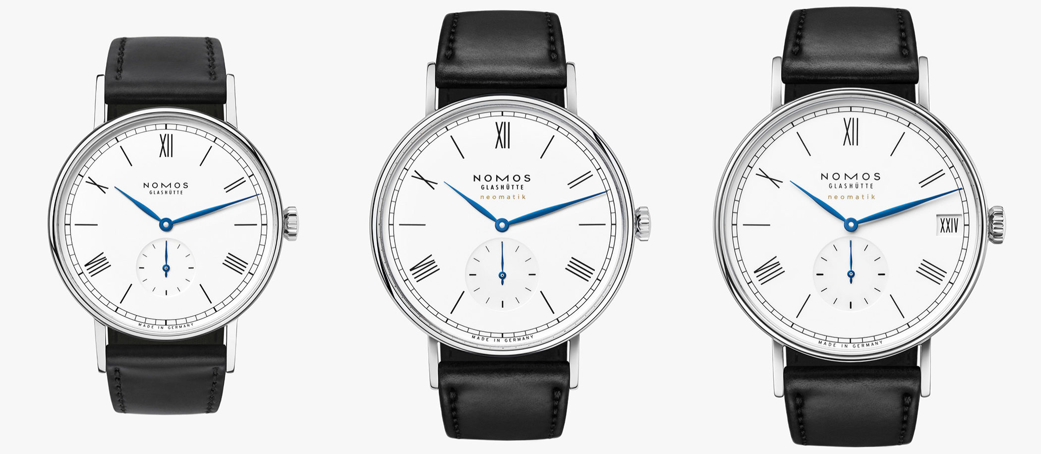 Nomos Ludwig - 175 Years Watchmaking Glashütte