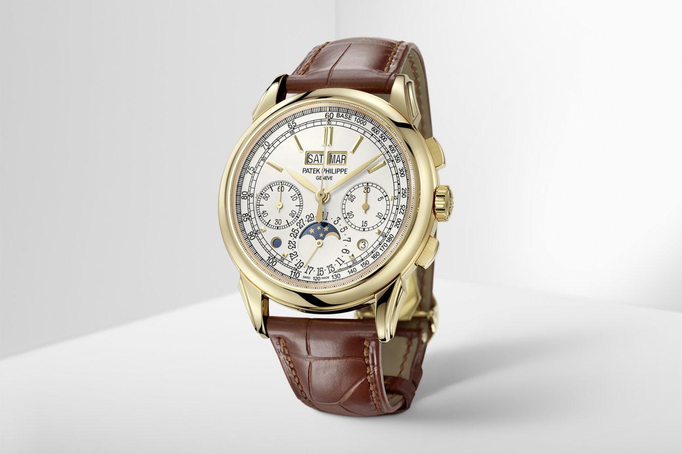 Patek Philippe Ref. 5270J Perpetual Calendar Chronograph