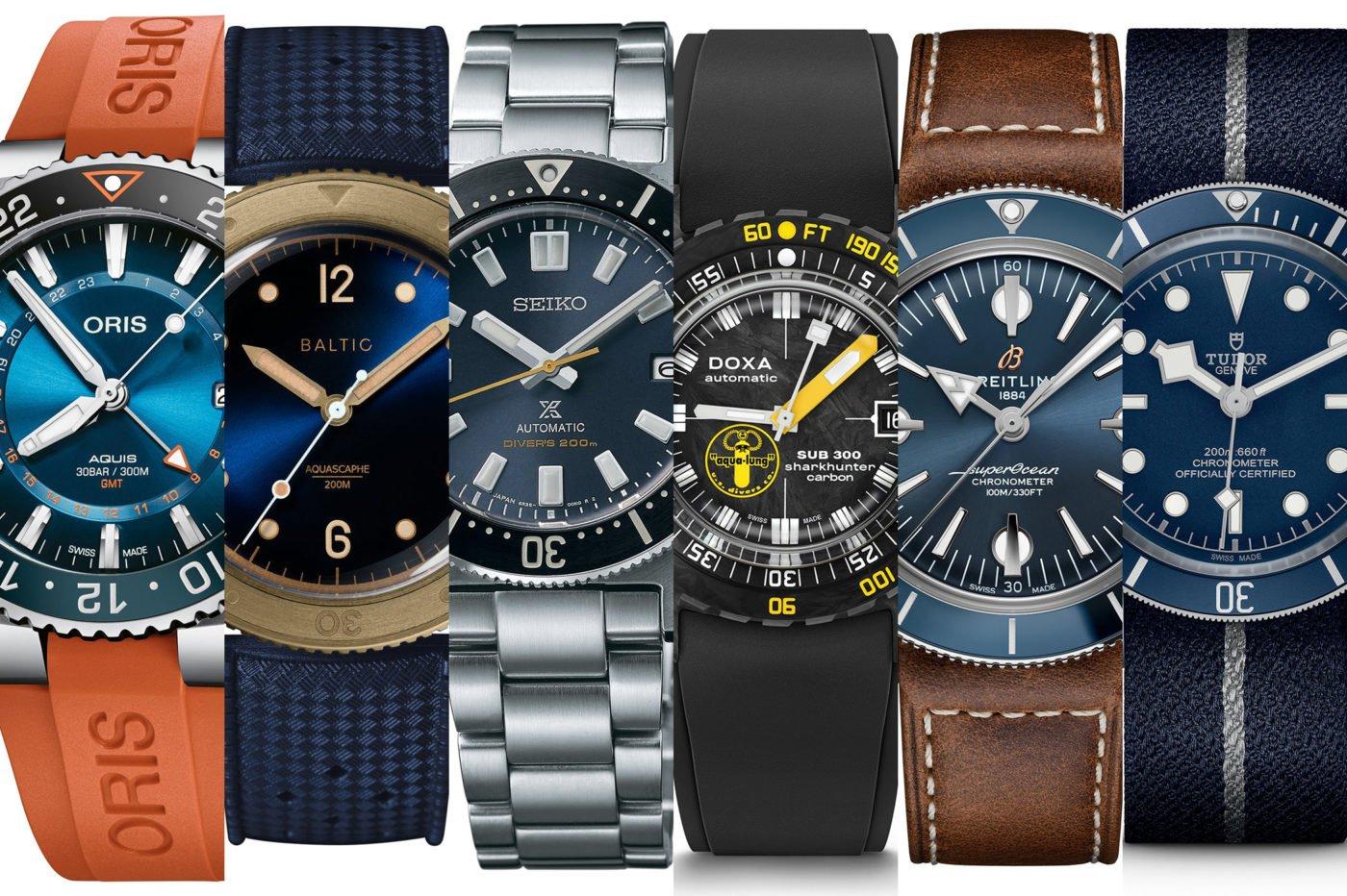 TOP 6 zegarki na lato 2020
