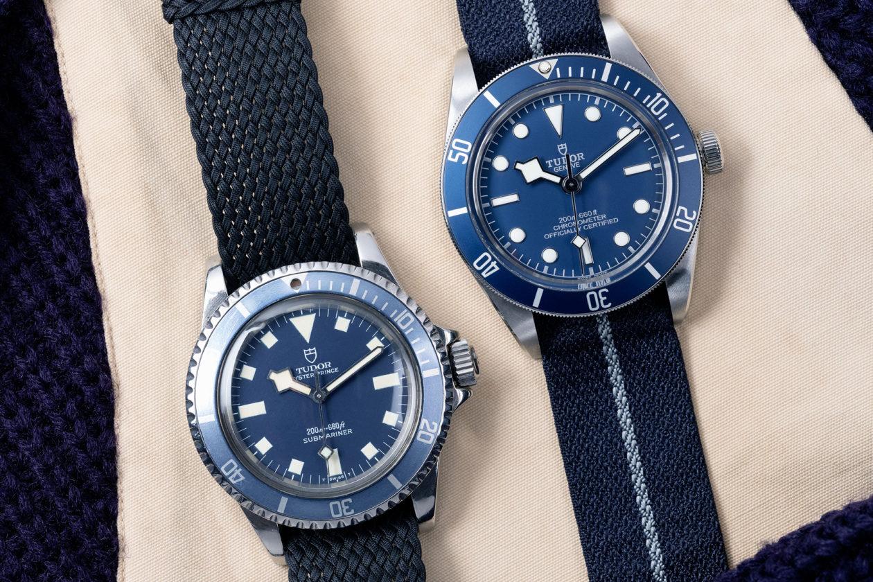"Tudor Black Bay Fifty-Eight ""Navy Blue"""
