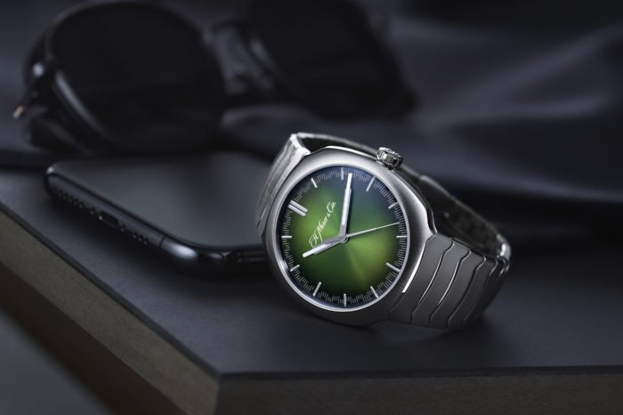 H. Moser & Cie. Streamliner Centre Seconds