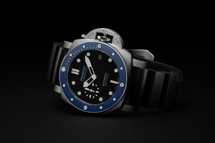 Panerai Submersible Azzurro 42 mm
