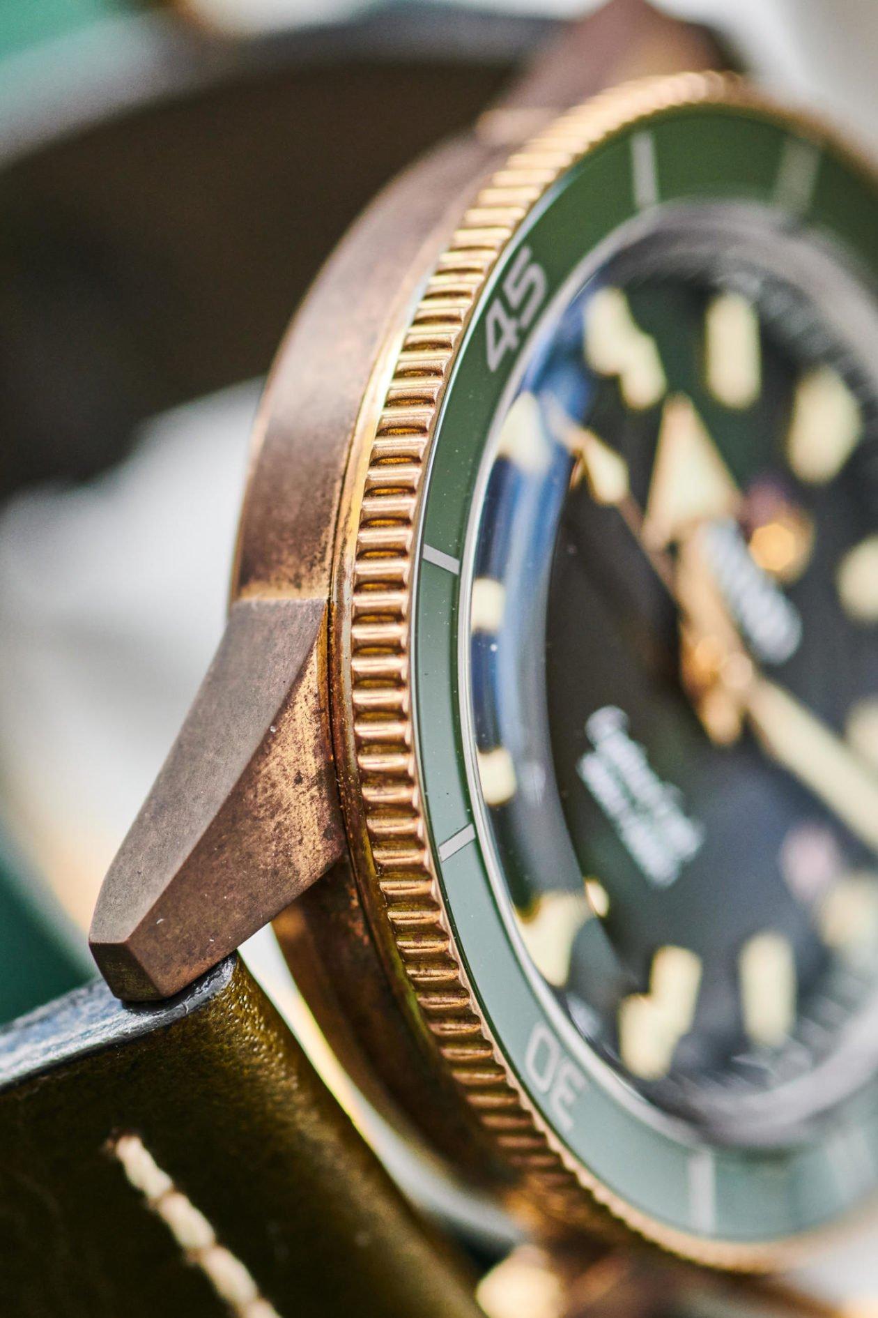 Rado Hyperchrome Captain Cook Bronze