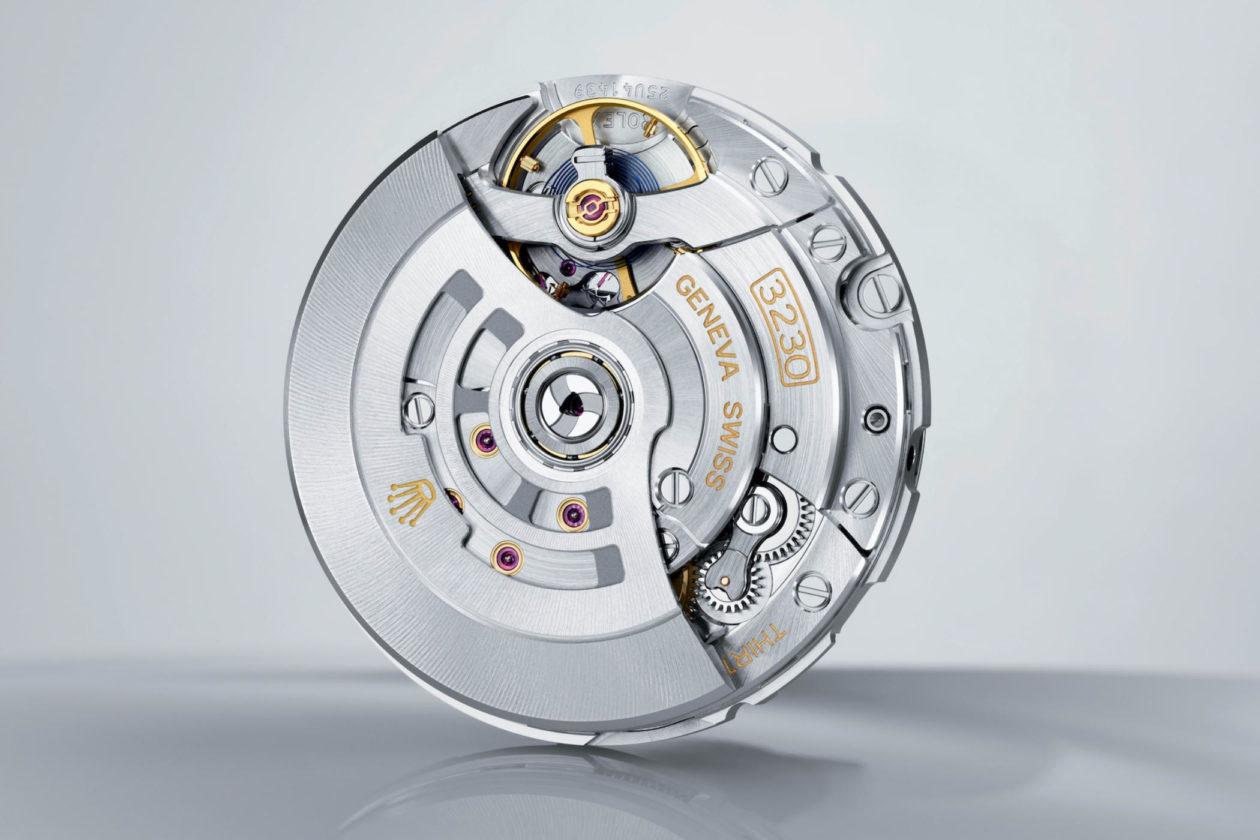 Rolex - kaliber 3230