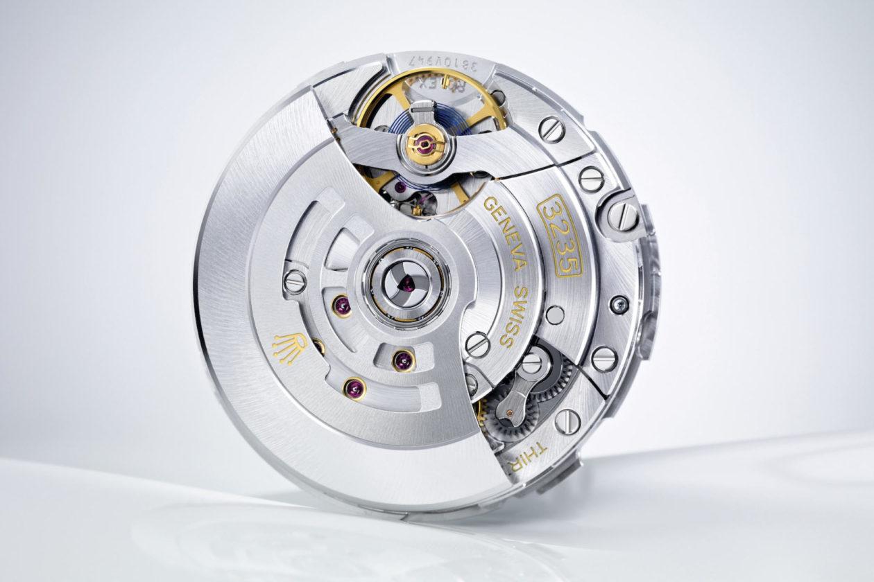 Rolex - kaliber 3235