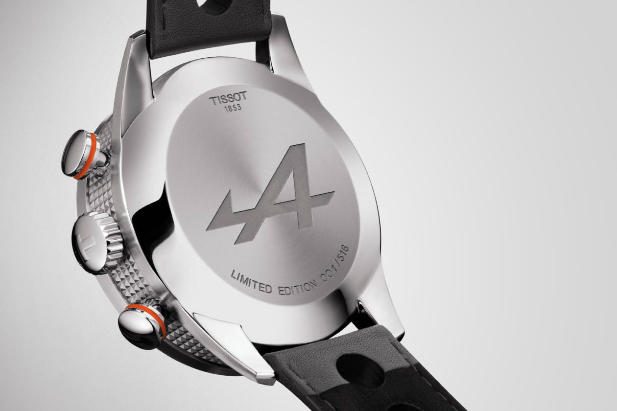 Tissot Alpine On Board Automatic Chronograph A110S
