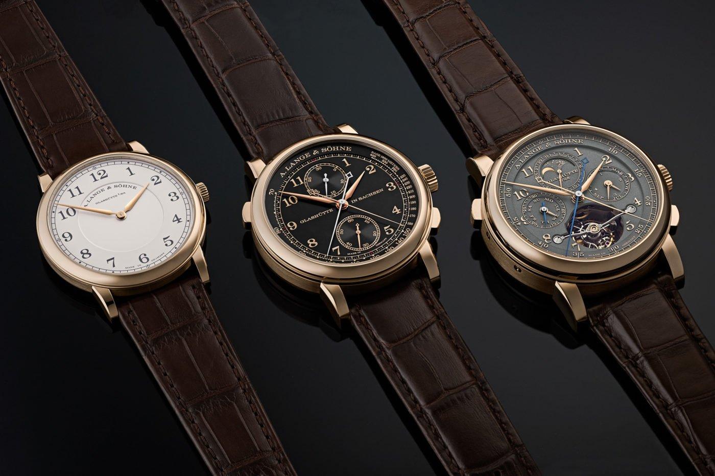 """A. Lange & Söhne """"Homage to F. A. Lange"""" na 175-lecie zegarmistrzostwa w Saksonii [dostępność, cena]"""