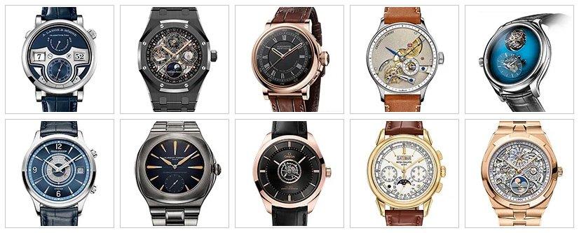 Zegarek z komplikacjami