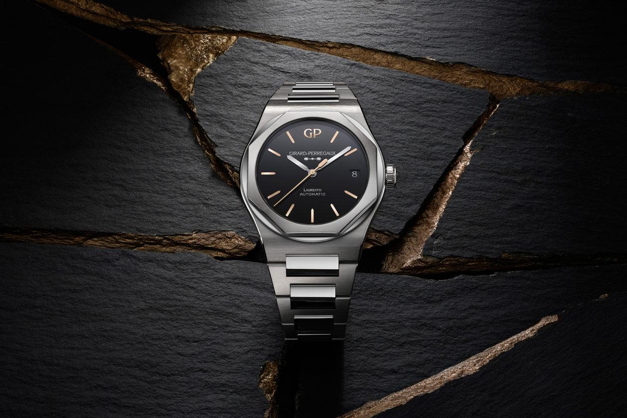 Girard-Perregaux Inifinity Edition Laureato 42 mm