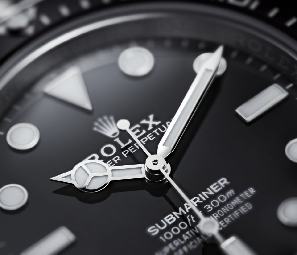 Rolex Oyster Perpetual Submariner 41