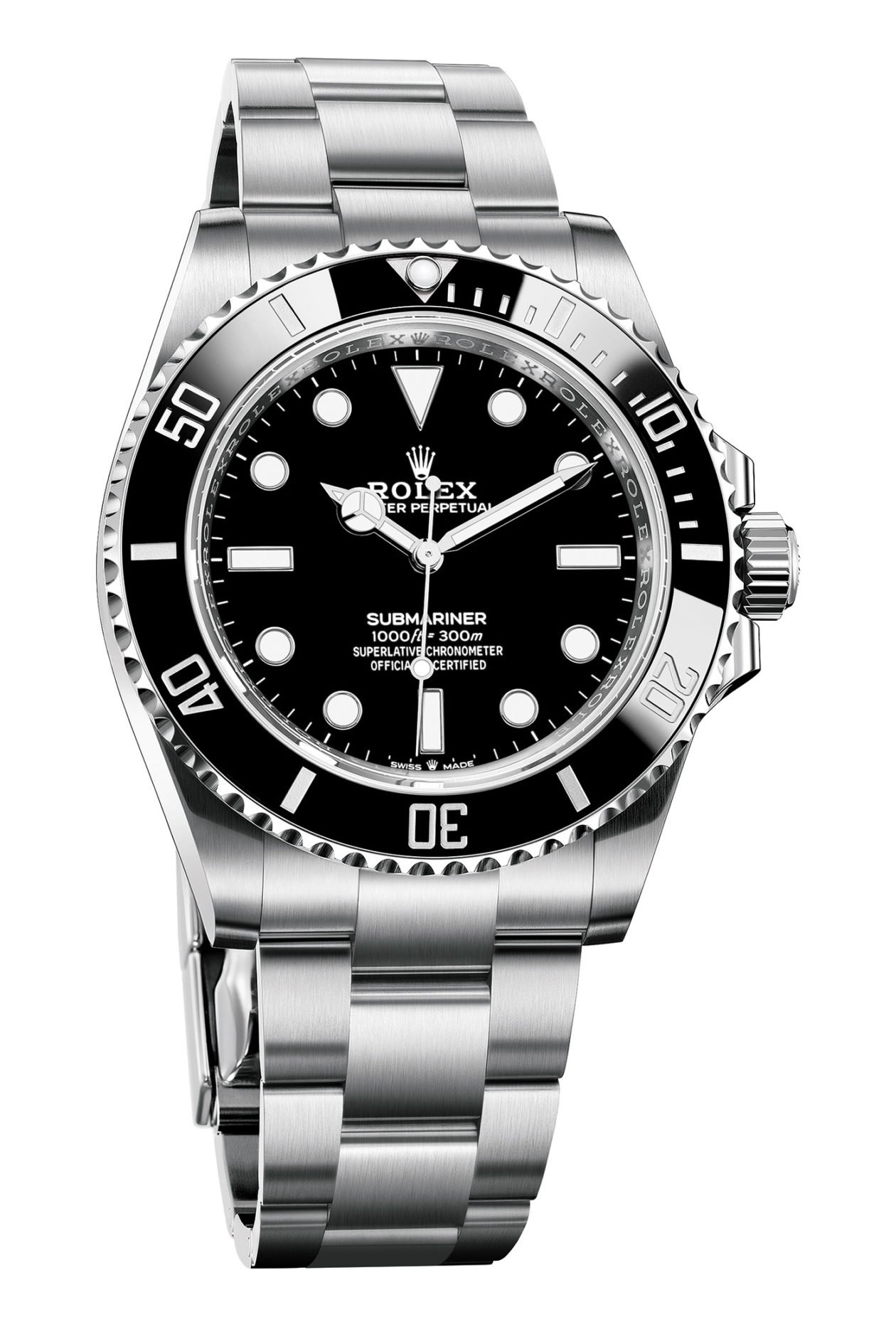Rolex Oyster Perpetual Submariner 41 No-Date