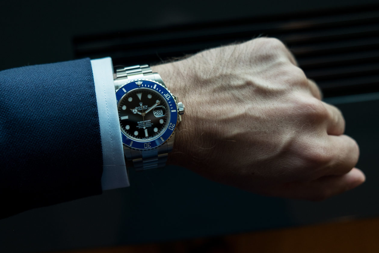 Rolex Submariner Date 41mm Ref. 126619LB